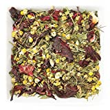 5. Chamomile Strawberry Seduction Herbal Tea Blend
