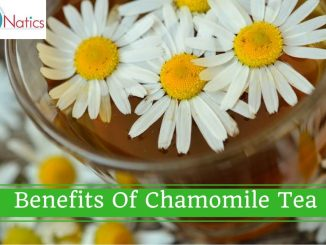 Benefits Of Chamomile Tea
