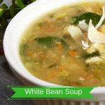 Spicy Leftover Turkey and White Bean Soup Recipe