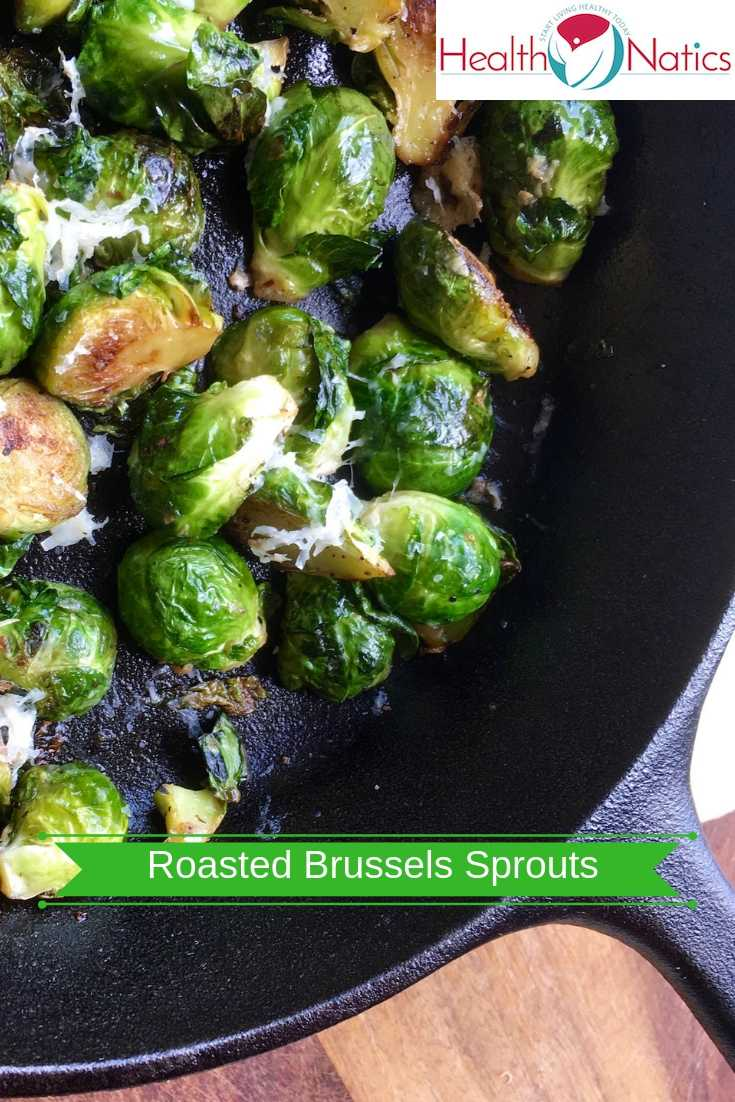 Roasted Brussels Sprouts with Balsamic Glaze Recipe