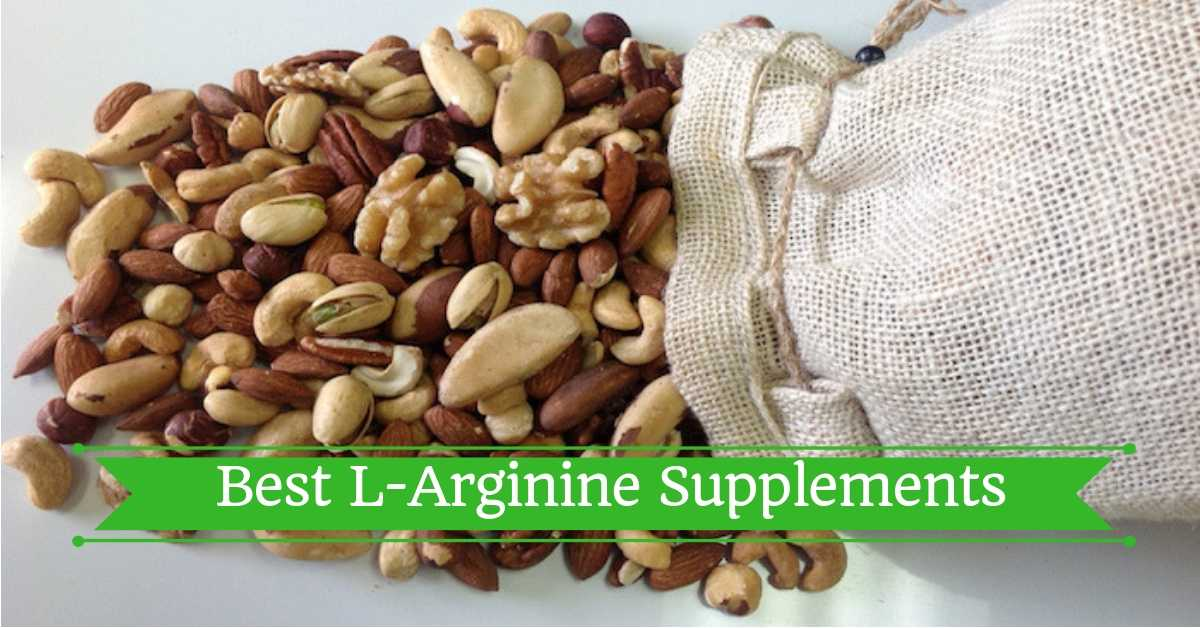Best L-Arginine Supplements