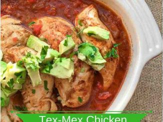 Paleo Tex-Mex Chicken Recipes
