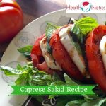 Easy Caprese Salad Recipe (Balsamic Glaze)
