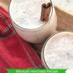 Healthy Mexican Horchata Recipe
