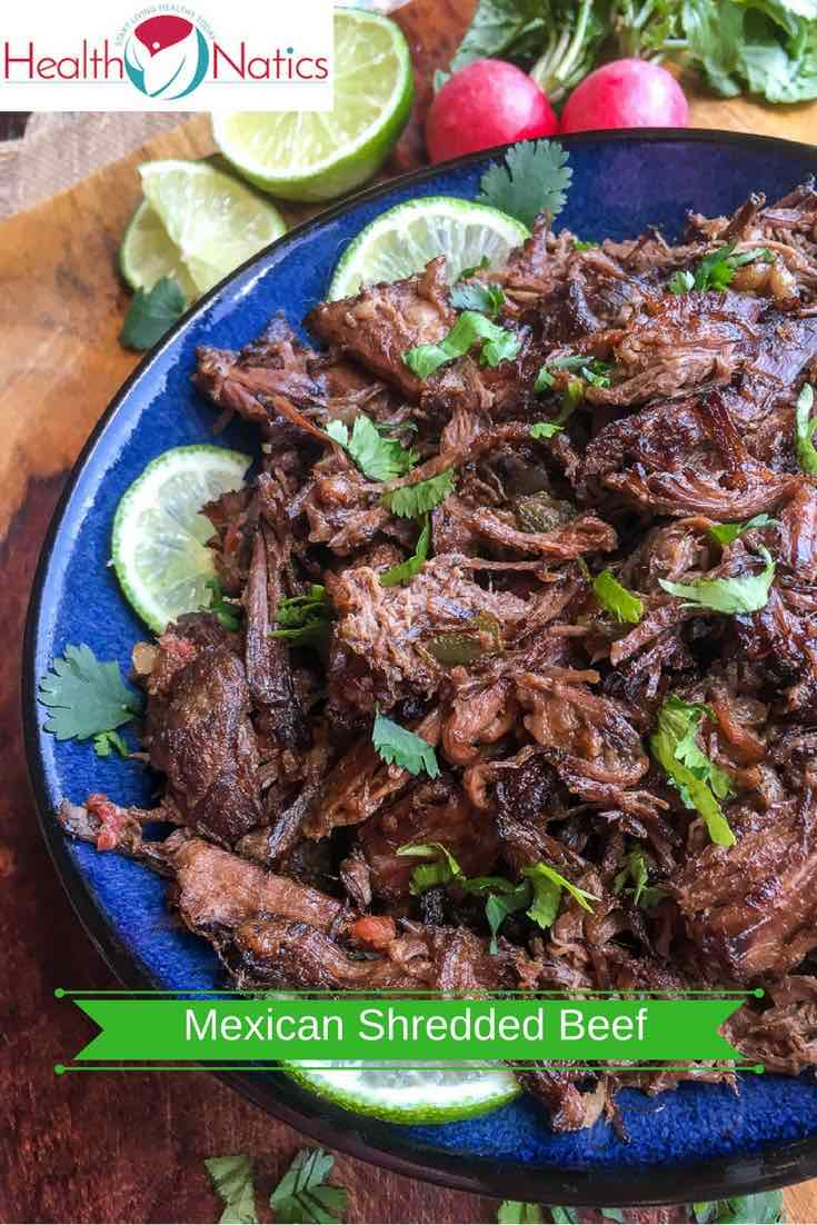 Slow Cooker Mexican Shredded Beef Recipe