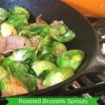 Pan-Roasted Brussels Sprouts With Bacon Recipe