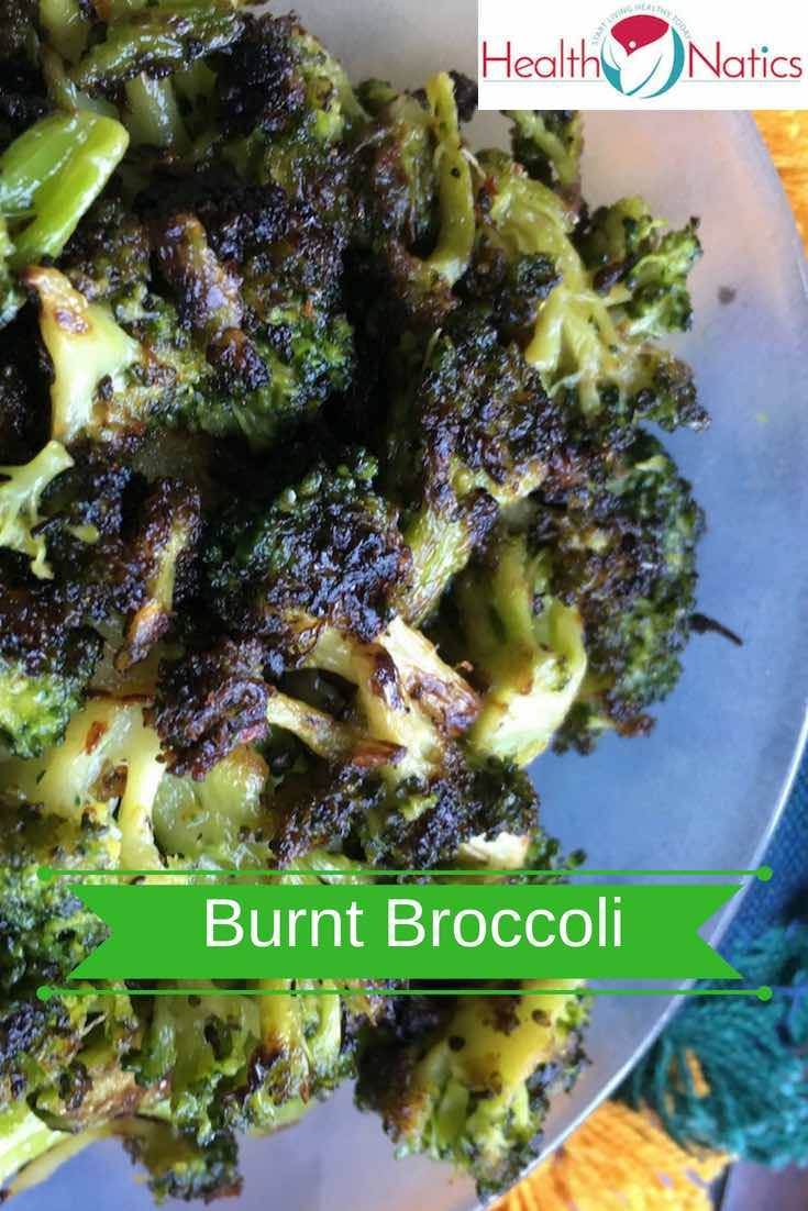 Burnt Broccoli Recipe