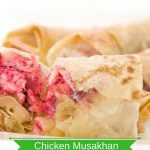 Chicken Musakhan Recipe (ROLLS)