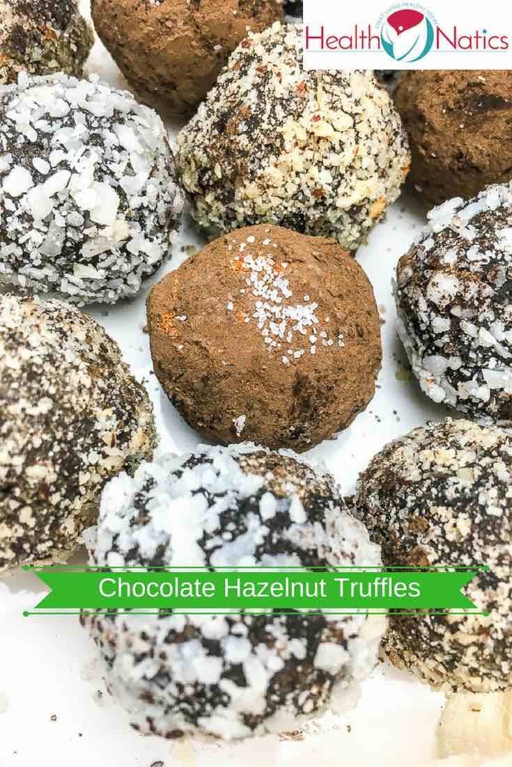 Chocolate Hazelnut Truffles copy