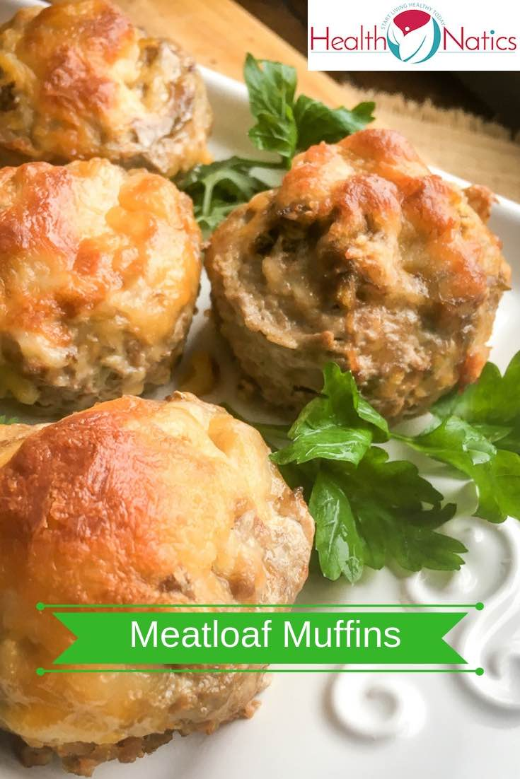 Keto Meatloaf Muffins Recipe